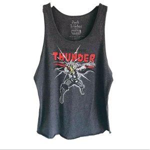 Jack of all Trades Marvel Thor tank men's XL
